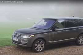 Video Range Rover SVA Long