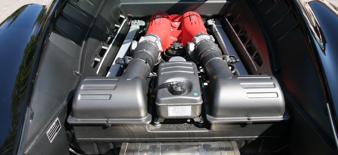 Ferrari F430 Motor