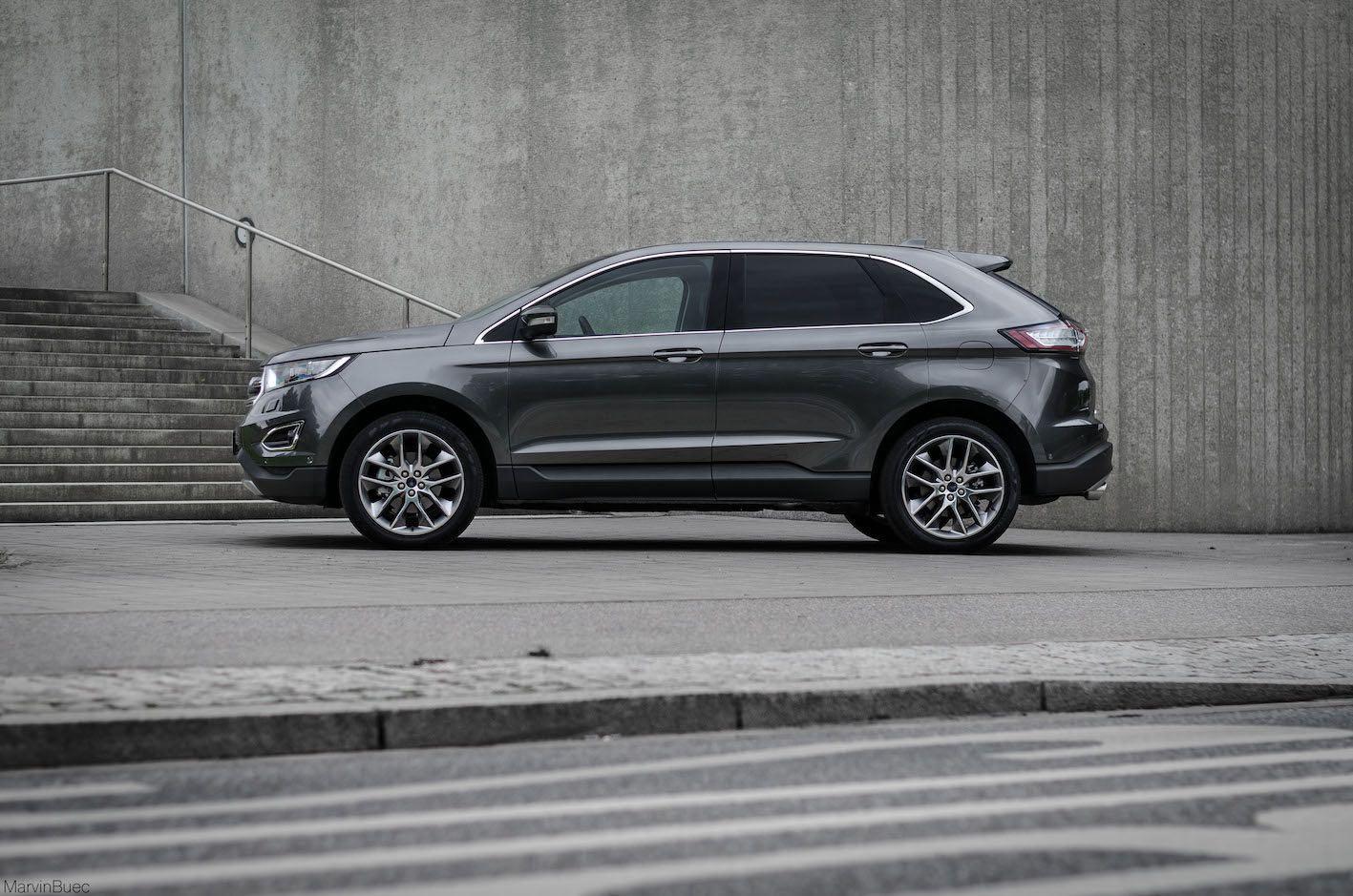 Ford Edge 2016 Deutschland