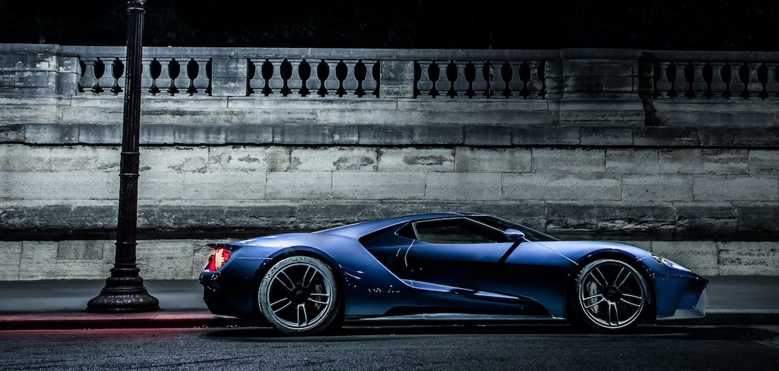 Ford GT 2016 kaufen leasing