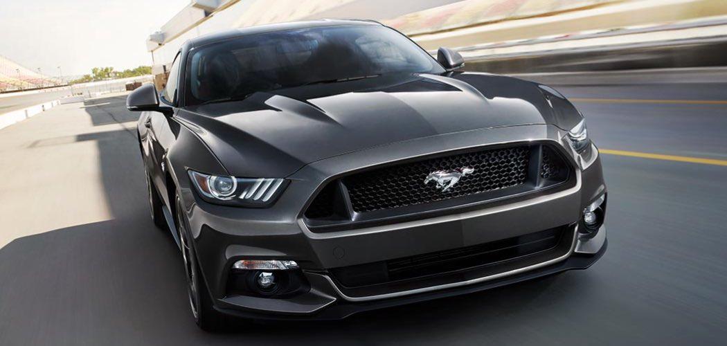 Ford Mustang 2016 Australien