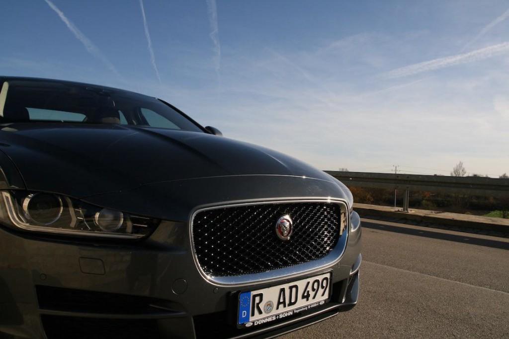 Jaguar XE Probefahrt Test