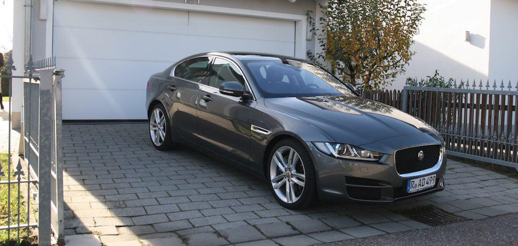 Jaguar XE Text Probefahrt Fahrbericht
