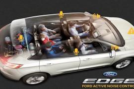 Ford Edge 2016 Fahrbericht
