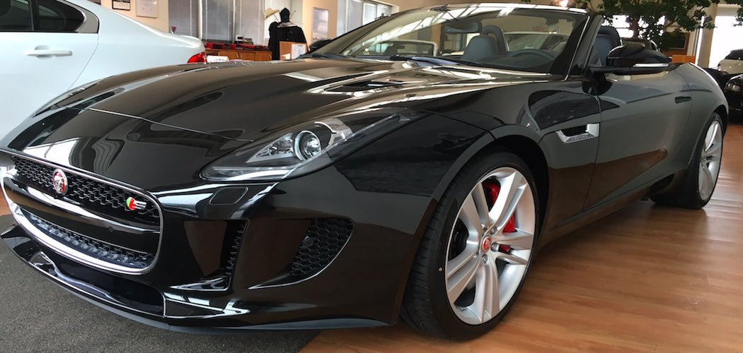 jaguar f type cabrio allrad awd leasing angebot. Black Bedroom Furniture Sets. Home Design Ideas