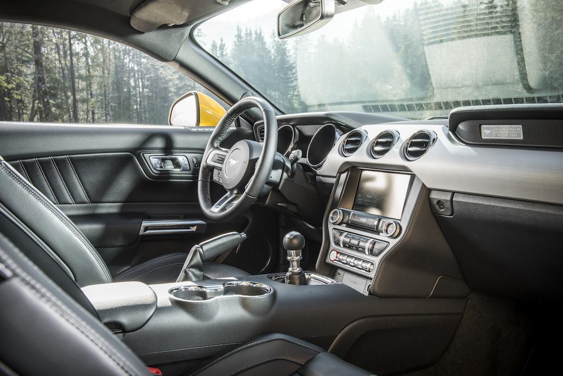 Ford Mustang Innenausstattung