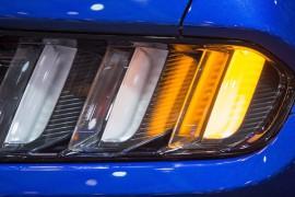 Ford Mustang 2016 Rücklicht blau