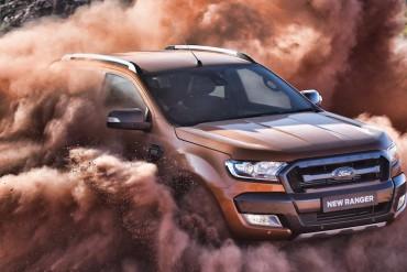 Ford Ranger 2016