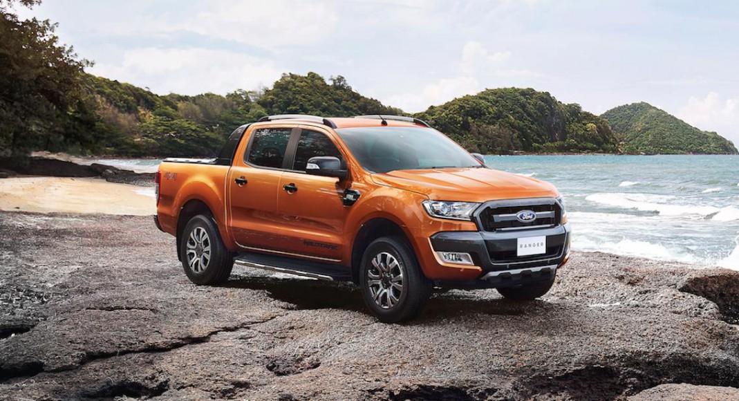 Ford Ranger 2016 der neue Ford Ranger