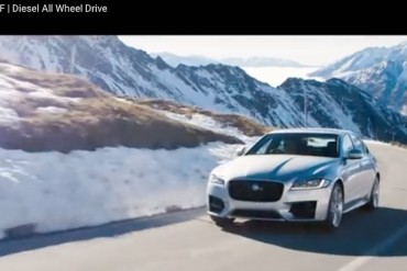Jaguar XF 2016 Video