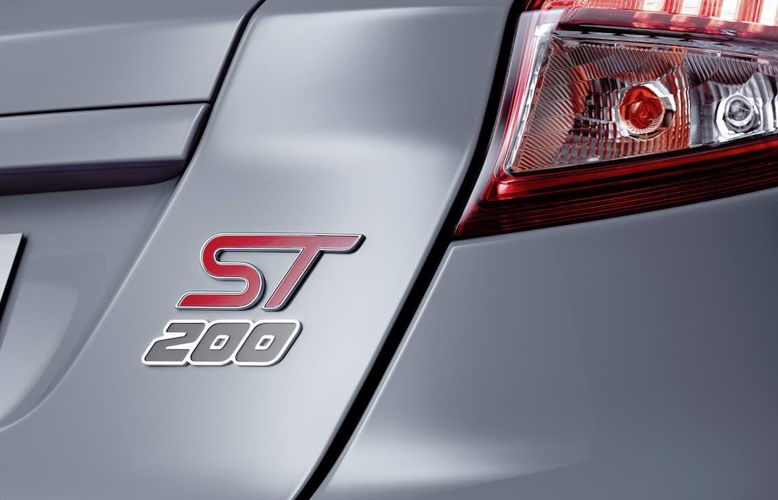 Ford Fiesta ST200 Logo