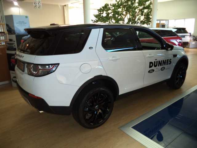 Land Rover Discovery Sport Weiß
