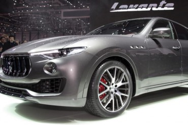 Maserati Levante Farben