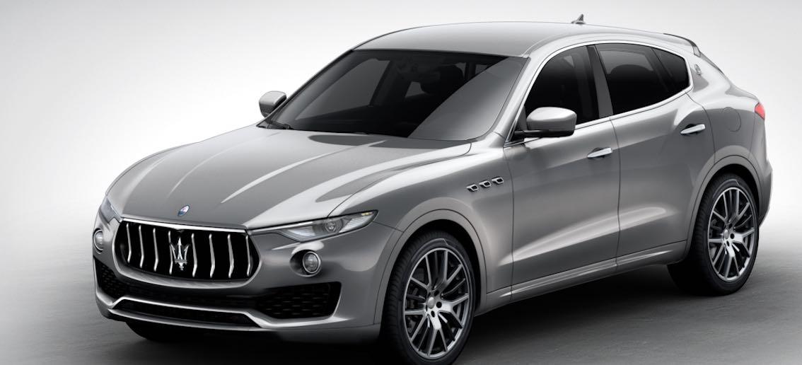 Maserati Levante Grau