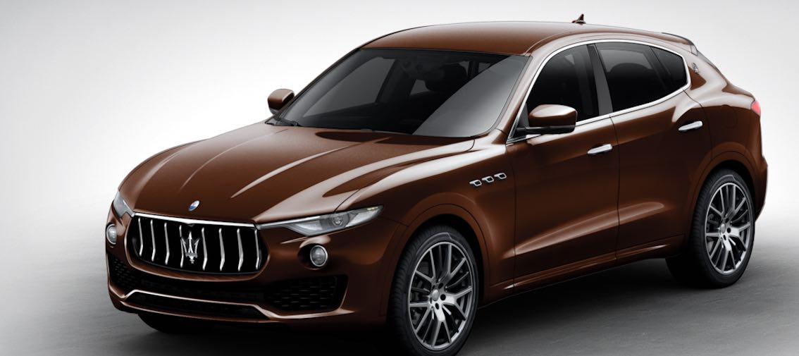 Maserati Levante Rame