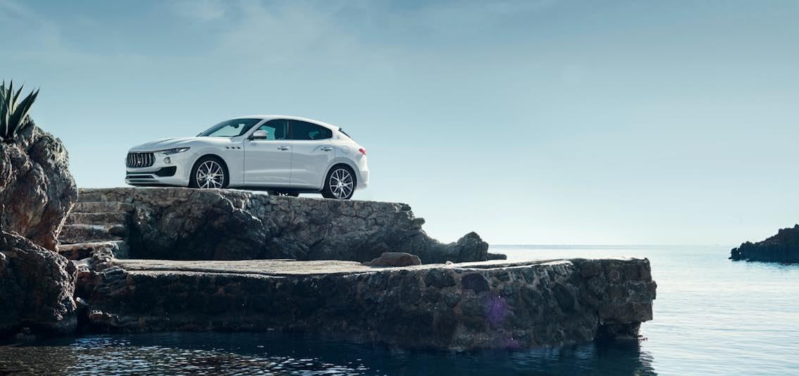Maserati Levante SUV weiß