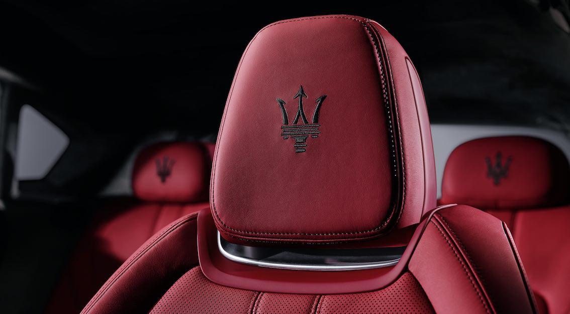 Maserati SUV Levante Sitze