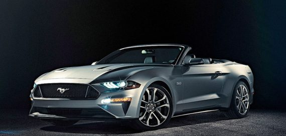 Ford Mustang 2018 Cabrio