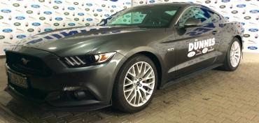Ford-Mustang-Vorführwagen