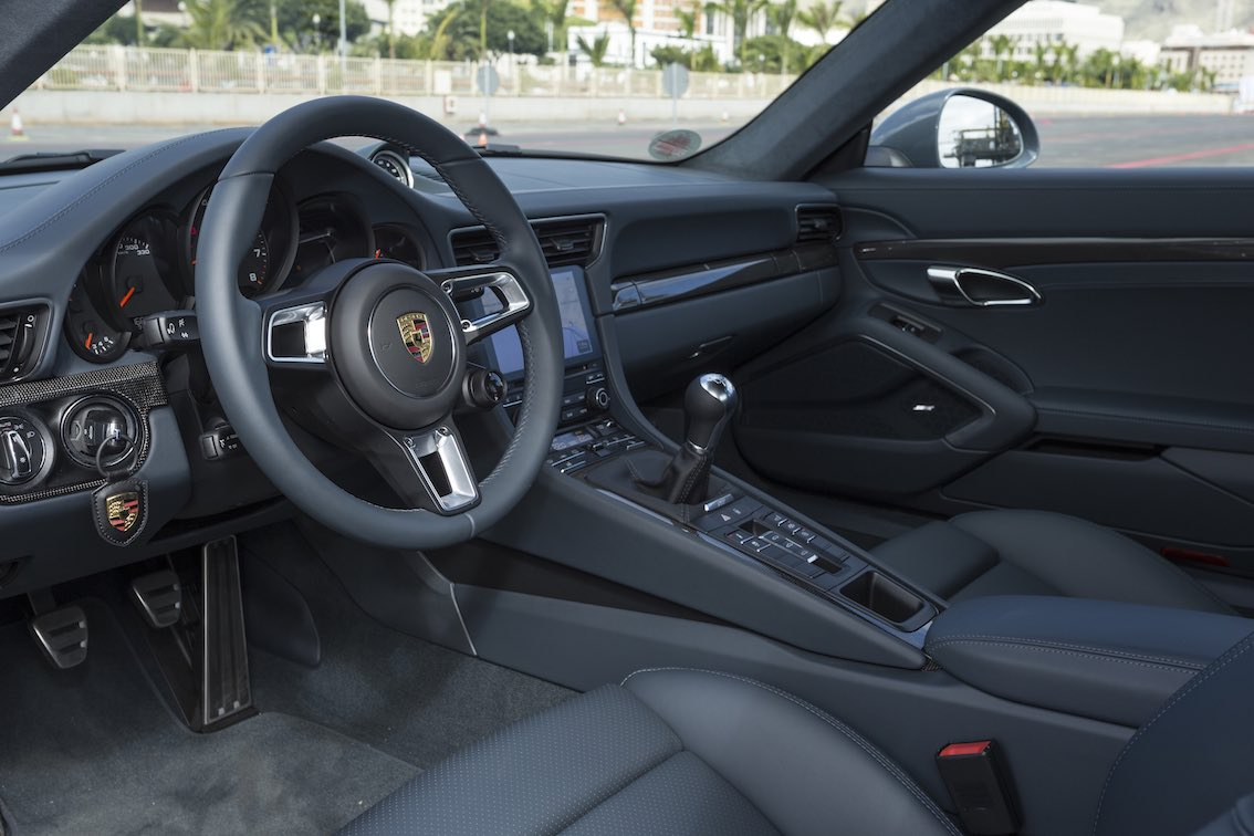 Porsche 911 Carrera 4 S Innenausstattung
