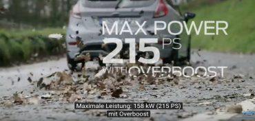 Ford Fiesta ST 200 Video
