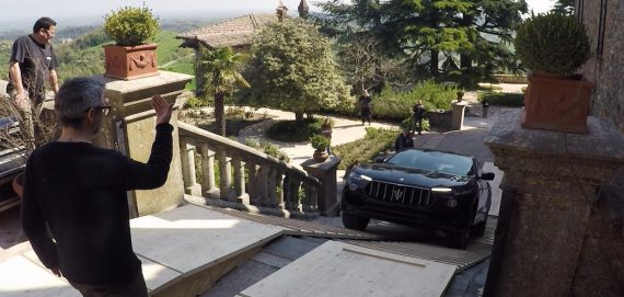 Maserati Levante SUV Video