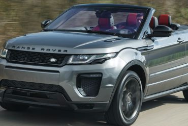 range rover evoque gebrauchtwagen g nstig kaufen. Black Bedroom Furniture Sets. Home Design Ideas