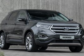 Ford Edge Leasing Angebot 2