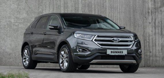 Ford Edge Leasing Angebot 2
