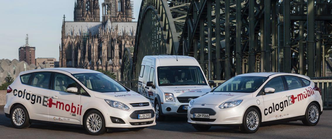 Ford Elektroauto Köln