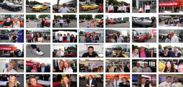 Ford Mustang Party Dünnes Regensburg 2016