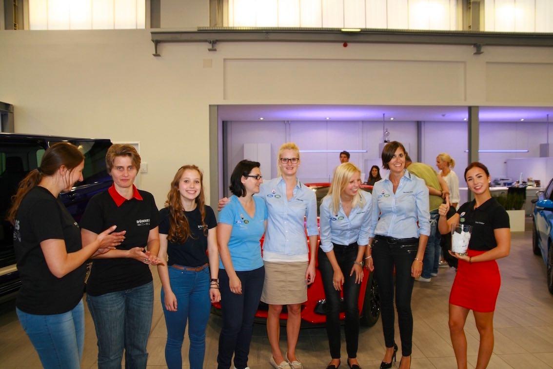 Single party regensburg 2016