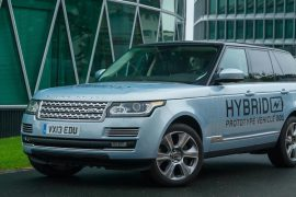 Hybrid Range Rover