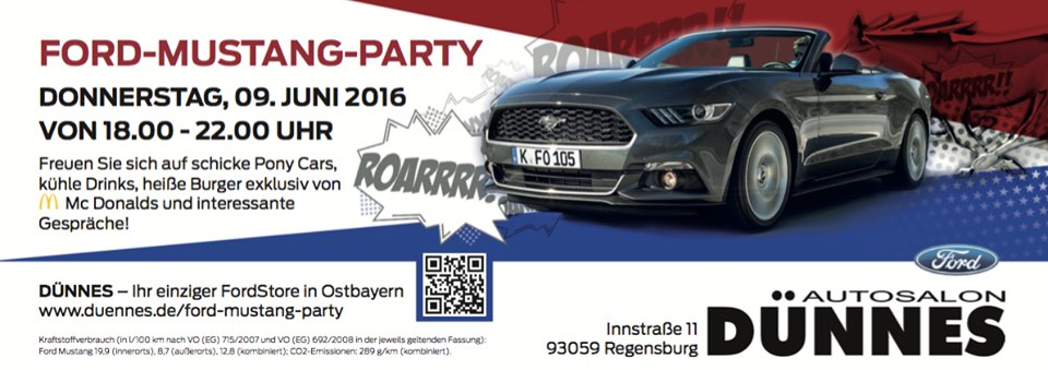 Mustang Party