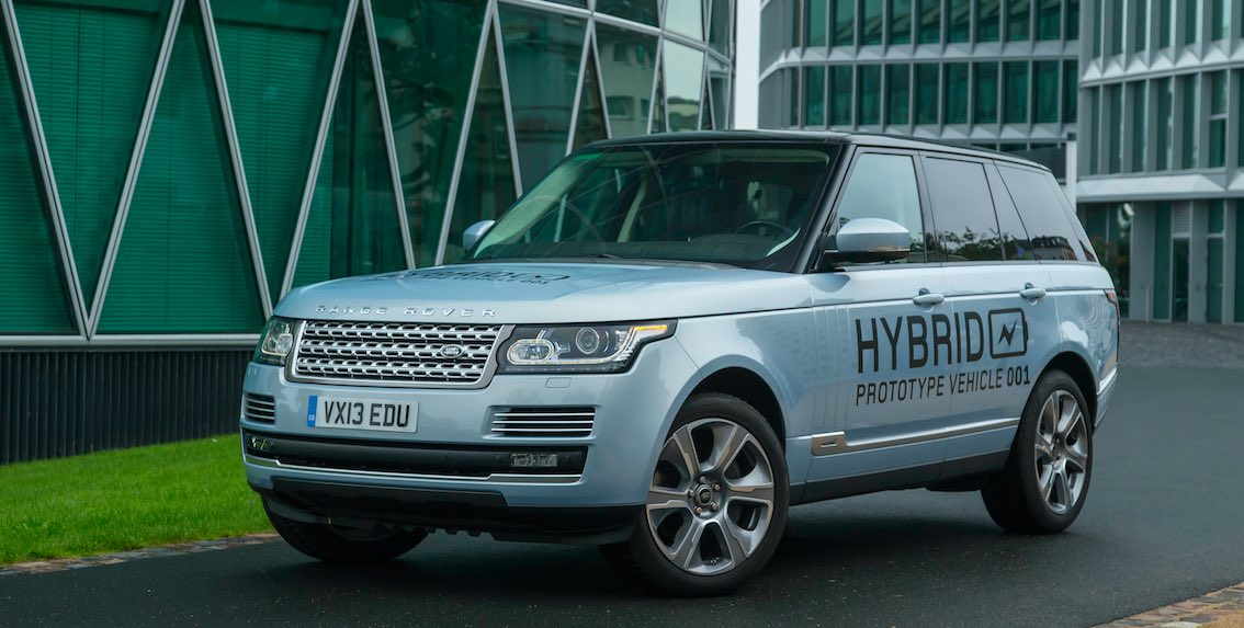 Range-Rover-Hybrid-vorne-blau