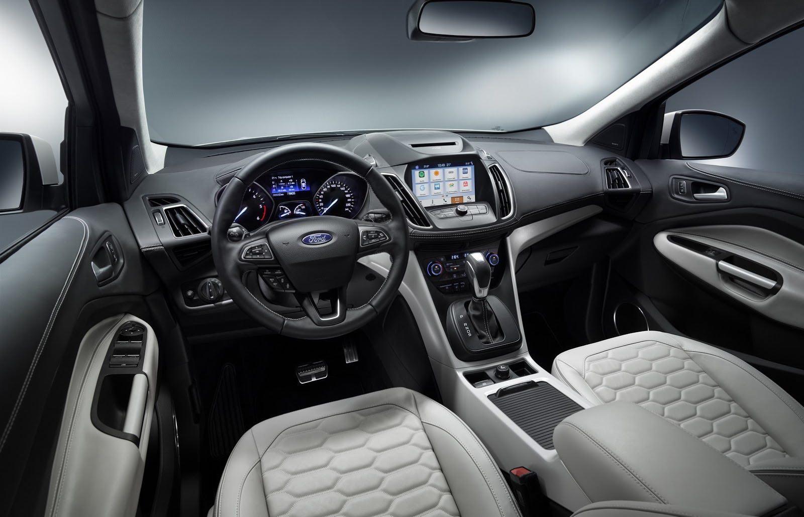 Ford Kuga Vignale