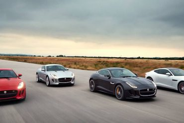 Jaguar F-Type Sportwagen