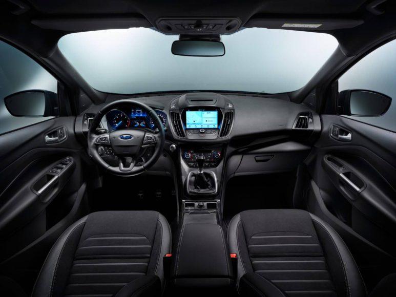 Ford Kuga 2017 Armaturenbrett