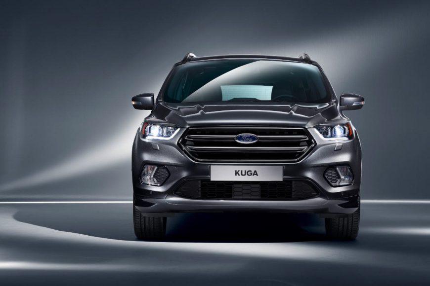 Ford Kuga 2017 Front vorne