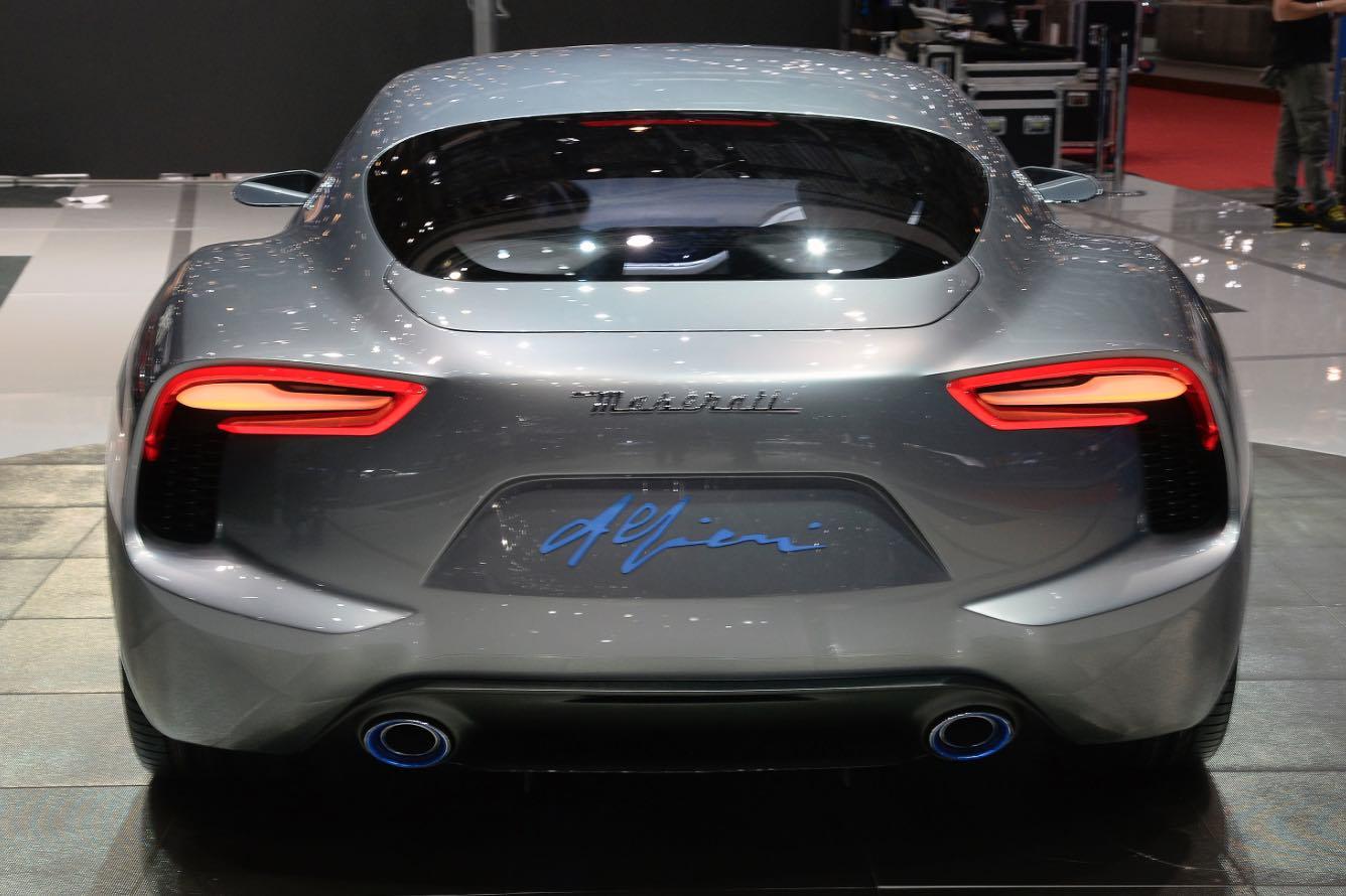 Maserati Alfieri Heck