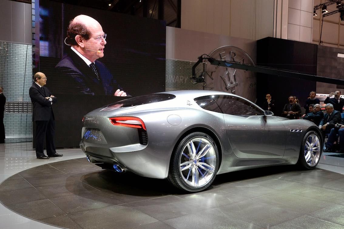Maserati Alfieri Seite