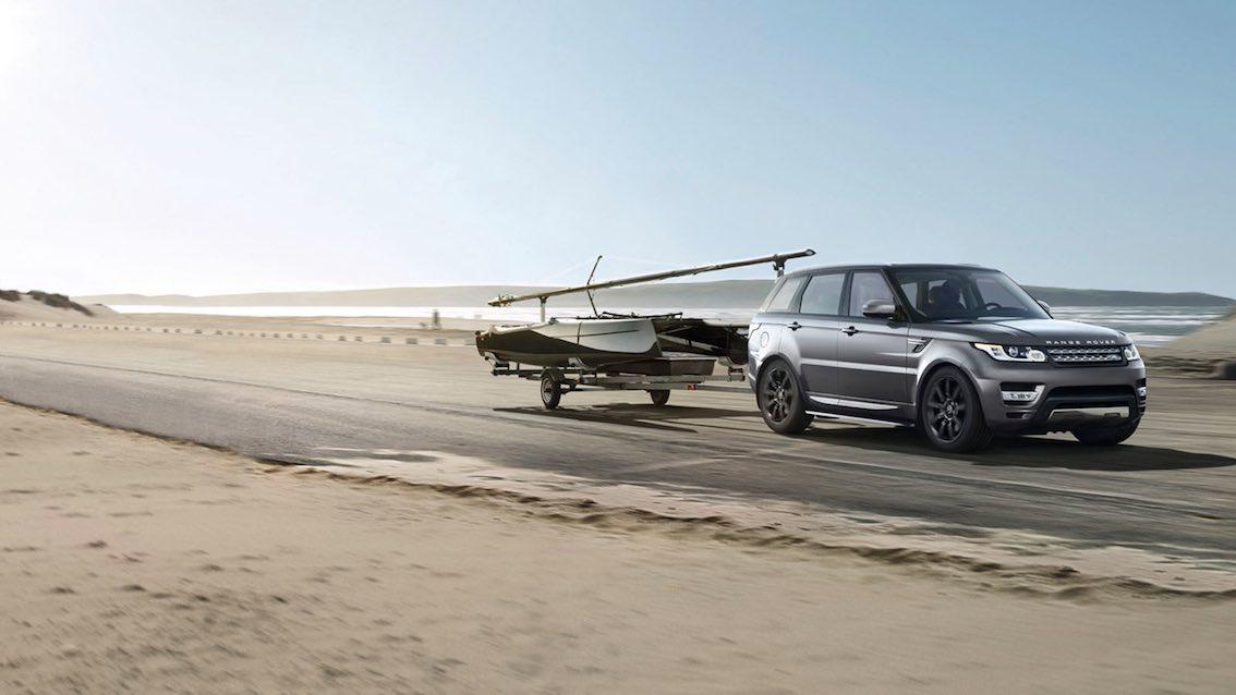 Range Rover Sport 2017 Anhänger Assistent