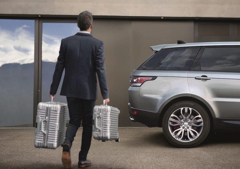 Range Rover Sport 2017 Hinten
