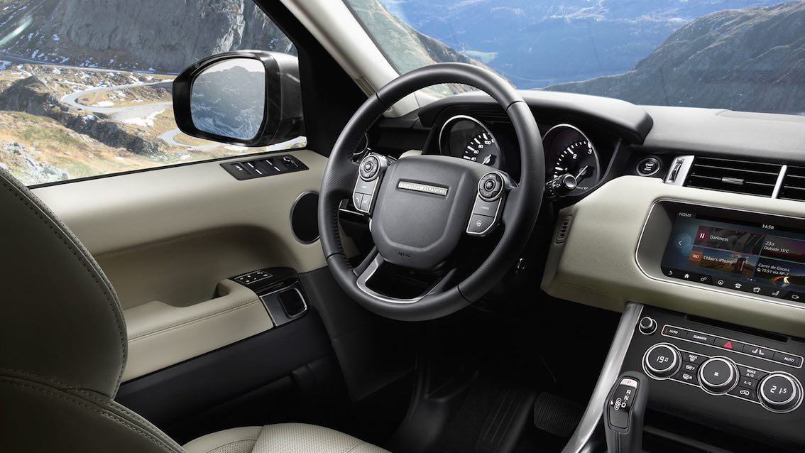 Range Rover Sport 2017 Innenausstattung
