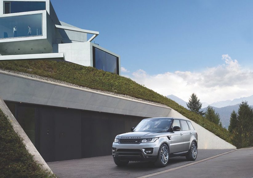 Range Rover Sport 2017 Vorne
