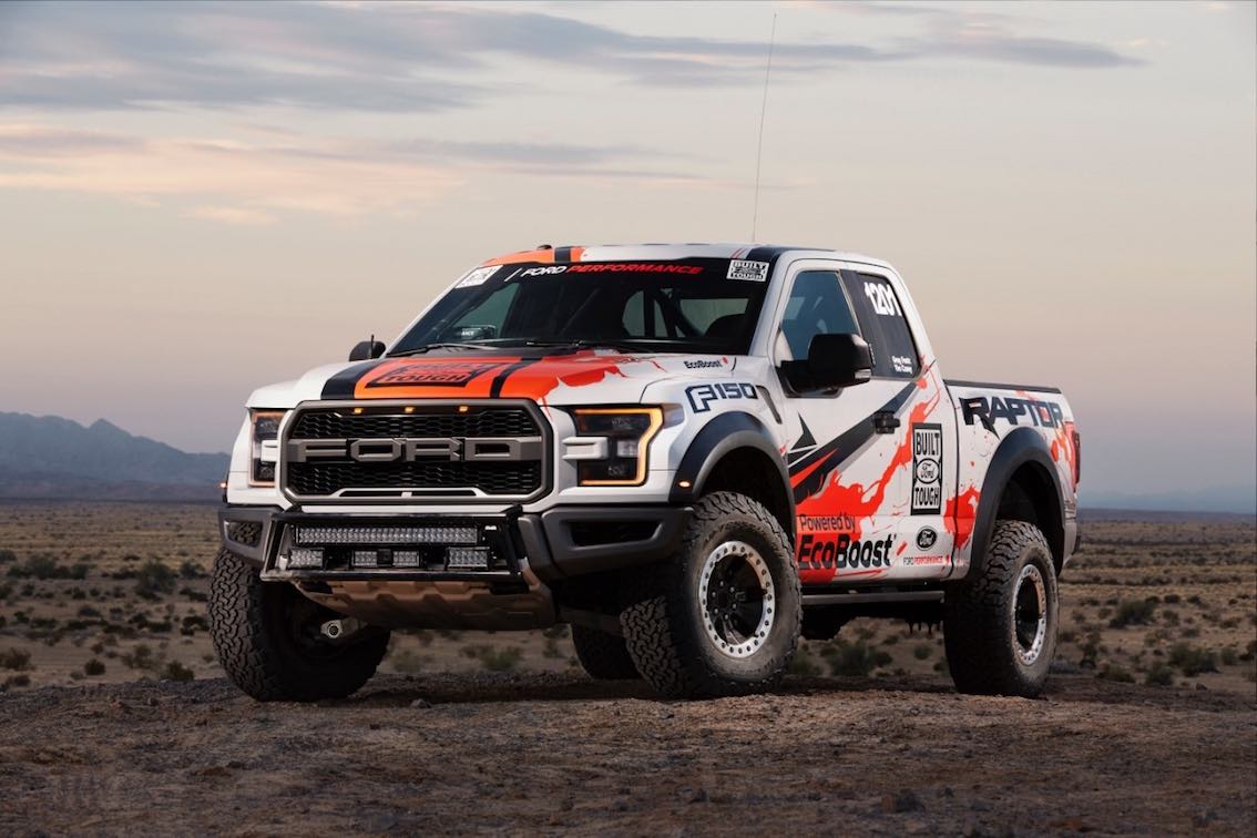 vorstellung des neuen ford raptor f 150 modelljahr 2017. Black Bedroom Furniture Sets. Home Design Ideas