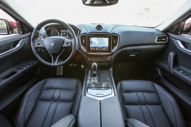 Maserati Ghibli S Q4 >> Maserati Ghibli 2017 Gallerie - Alle Bilder des neuen ...