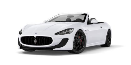 Maserati GranCabrio Leasing