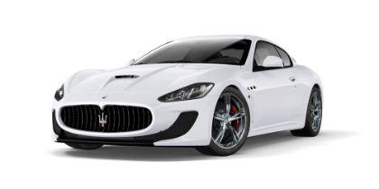 Maserati GranTurismo Leasing