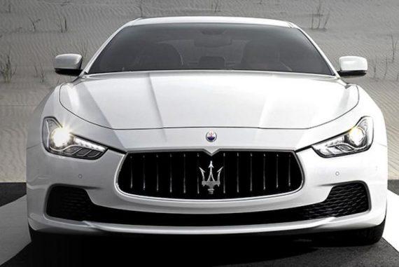 Maserati Leasing